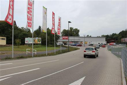 Bahnhofstr. 5  / Einf. Rewe, 63633, Zentrum