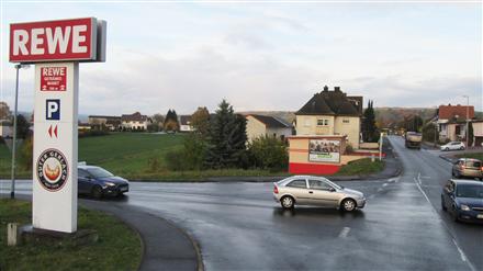Leimbacher Str. 35  Zuf. zu Rewe Schünke, 36266,
