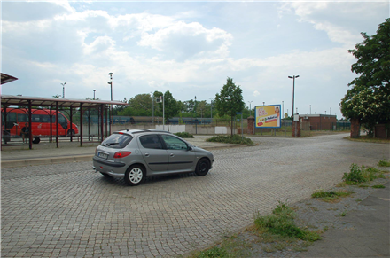 Sorauer Str/Busbahnhof (quer), 03149,
