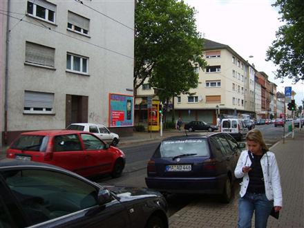Schwetzinger Str. 110 / Traitteurstr. quer, 68165, Schwetzingerstadt