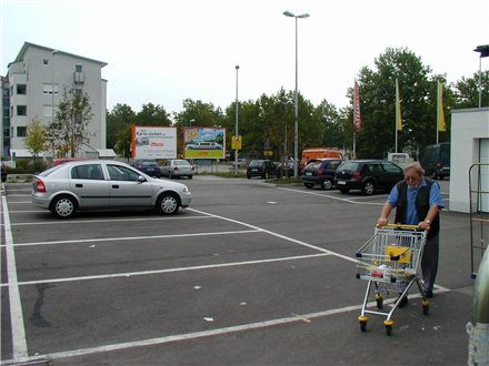 Karlsruher Str. 27 b  (PP) >E-AKTIV<, 76448, Stadtmitte