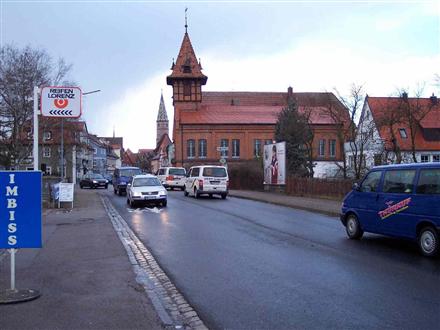 Nuernberger Str. 1  geg. Reifen Lorenz, 91438, Innenstadt