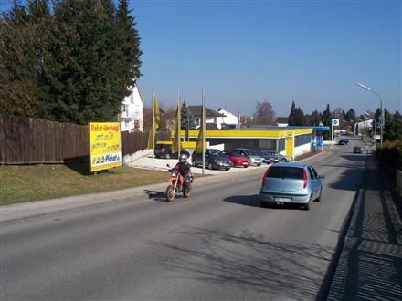 Regensburger Str. 31 (B300) /Autoh. Finkenzeller, 85290,