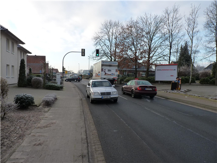 Drostestr. (L 861)  - quer / An der Bleiche 3, 49413, Stadtmitte