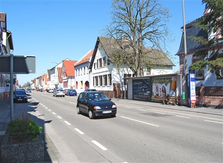 Bürstädter Str   1 li/Bismarckstr nh, 68623, Lampertheim