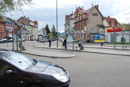 Friedrichstr  94 re Busbhf, 77933, Lahr/Schwarzwald