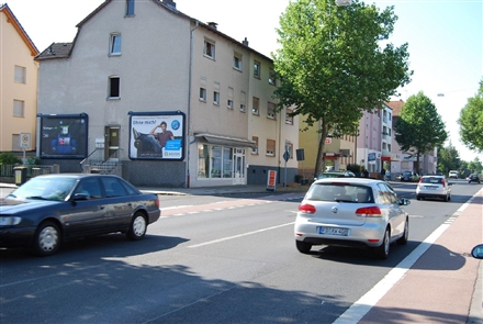 Frankfurter Str (B 254) /Im Fischfeld 2, 36043, Kohlhaus