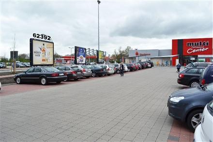 Osseweg 87 Multi Markt Süd Eing., 26789,