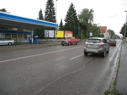 Stuttgarter Str 112 Tankstelle/Grünebergstr, 73054,