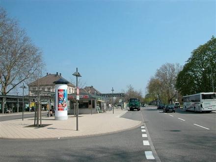Ooser Bahnhofstr/Bus-Bhf, 76532, Oos