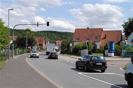 Würzburger Str/Eicheler Höhenweg, 97877, Eichel