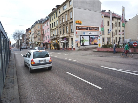 Kaiserallee  35, 76135, Weststadt