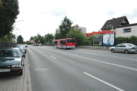 Rothenburger Str li/Polizei li nb, 90513,