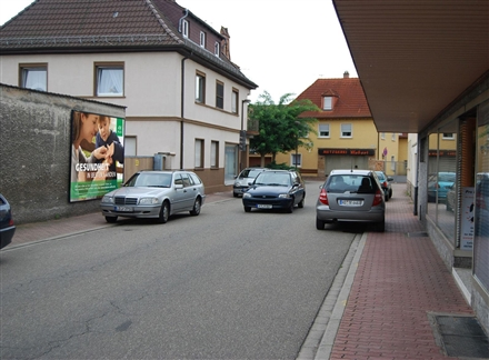 Luisenstr   1 gg re/Leopoldstr nh, 68766,