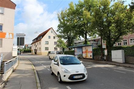 Plieninger Str  21 gg (B 312)/Hst Musikschule aw, 70794, Bernhausen