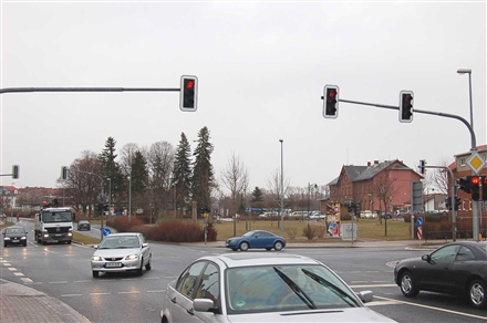 Langewiesener Str (B 88)/Friedrich-Ebert-Str (B 4) Zentrum/Uni/HBF, 98693, Ilmenau