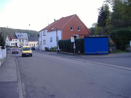 Friedrichweilerstr /Holbeinstr  Quer  /F, 66787, Differten