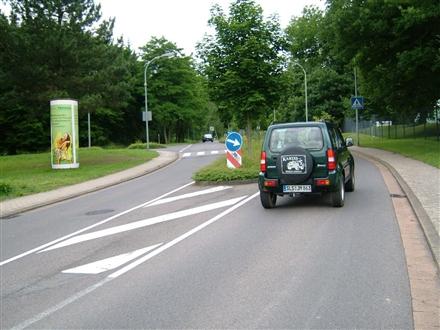 Köllner Str /Zum Birkenbruch Ortsausgang, 66346,