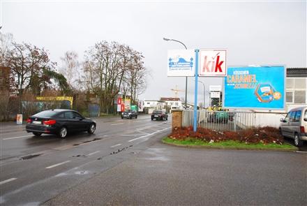 Bruchstr. 12/nh. Lidl/Zufahrt (WE rts), 67098, Trift