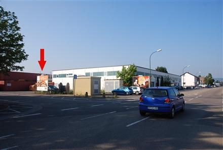 Bruchstr. 48/Zufahrt Werkstoffhof (quer), 67098, Trift