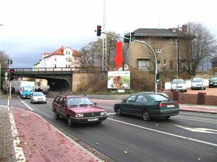 Bahnhofstr. vor Ufg./B4, 99310, Arnstadt