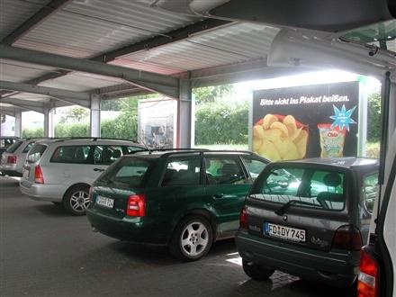 Kreuzbergstr.  37/Habelbergstr. geg. Eing., 36043, Innenstadt