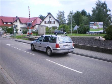 Nußbacher Str  22 gg/Bahnstr/-Zusenhofen, 77704, Zusenhofen