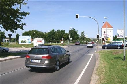 Gothaer Landstr./B247/Am Güterbahnhof/Bahnüberg., 99947, Bad Langensalza
