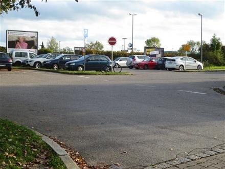 Bahnhofstr. 10 Sicht Parkplatz 1. Sto neb. Bahnhof, 87600, Kaufbeuren-Stadt