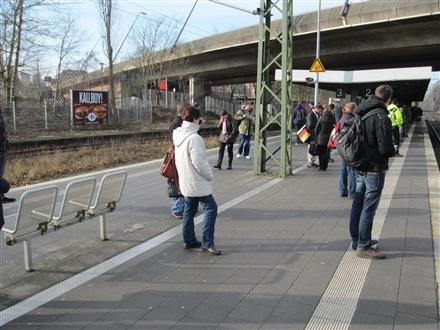 Bf Stade, Bstg. geg. Gleis 3 Süd, HGL, 21680, Innenstadt