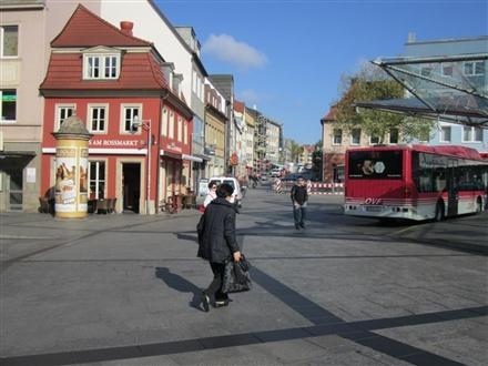 Roßmarkt/Wolfsgasse   1/Bus-Bf, 97421, Innenstadt
