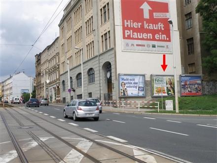 Pausaer Str.  22/Martin-Luther-Str. B92, 08525, Bahnhofsvorstadt