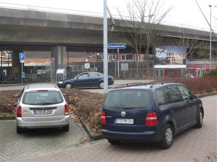 Hospitalstr./Parkplatz Bf Stade, 21680, Kernstadt