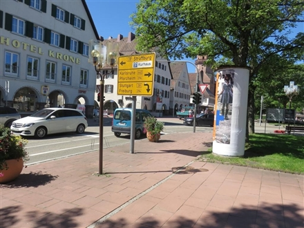 Loßburger Str./Postplatz, 72250, Innenstadt