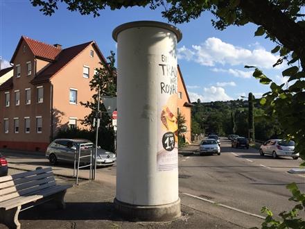 Gutenbergstr./Klarenbergstr., 73525, Innenstadt