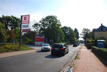 Salzstr. 16a /Kaufland/Einfahrt rts (quer zur Str), 01640,