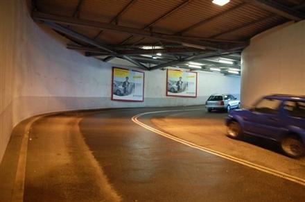 Promenade 2 /Kaufland/Auffahrt Parkdeck, 03149,