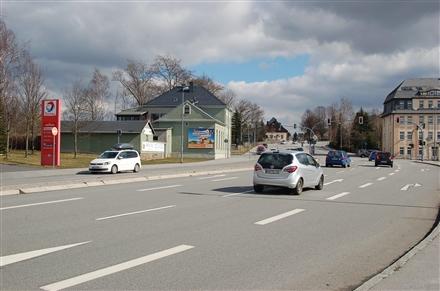 Chemnitzer Str/nh. Dresdner Str (quer zur B 95), 09456,