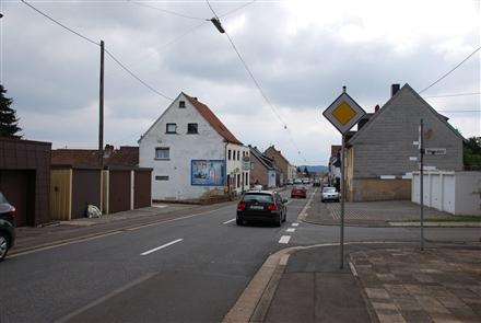 Ottweiler Str. 62/L 292 (quer am Giebel), 66578,