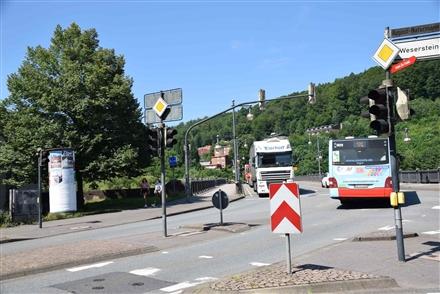 Fuldabrückenstr/Pionierbrücke/B 496, 34346,