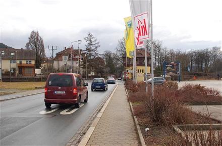 Eisfelder Str. 17 /Edeka/geg. Eingang/Bahnübergang, 96465,