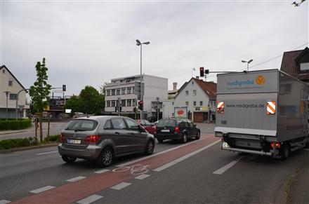 Steinengrabenstr/B 297/Ecke Neuffener Str (quer), 72622,
