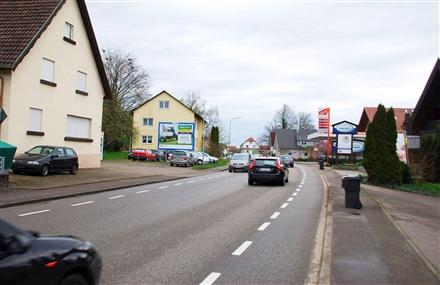 Bundesstr. 14/B 3/geg. Getränke Hauser (WE lks), 77855,
