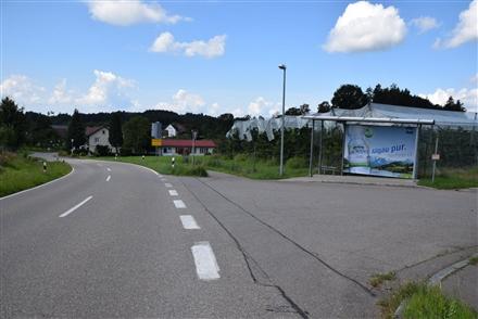 Rickatshofen/Ortseinfahrt Rtg. Lindau  (WH), 88131, Rickatshofen