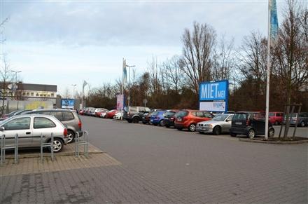 Walder Str. 99 /Edeka/geg. Eingang dm (Sicht Markt), 40724,
