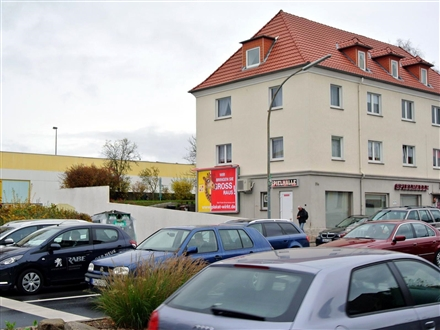 Reichensächser Str.  / Augustastr. / Einf. (PP), 37269, Stadtmitte