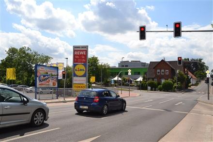 Am Rohmelcenter 4 /Lidl + Rewe/Sicht Bahnhofstr, 31848,