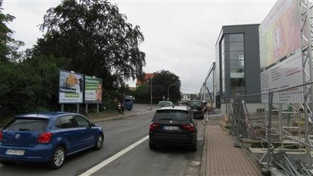 Bahnhofstr. 31  geg. Ein.-/Ausf. Kaufland, 36433, Stadtmitte
