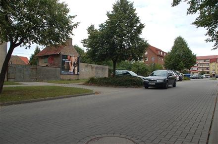 Iringstraße, B286, gg. Hardweg, stadteinwärts (RS), 97688, Arnshausen