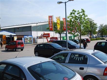 Hertzstrasse  5 (gg.Einf.REWE), 76287,